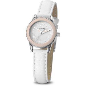 Reloj blanco en tendencia primavera 2016