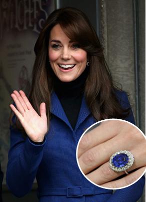 anillo de pedida de matrimonio de kate middleton