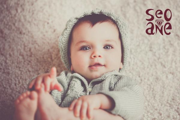 bebés y joyas