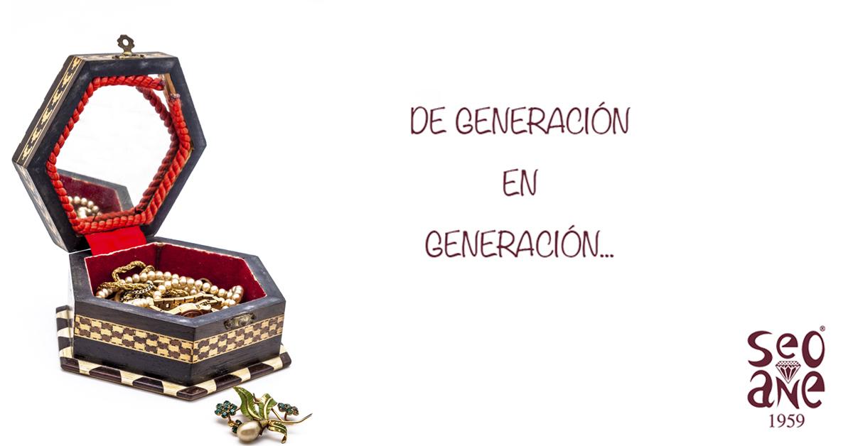 joyas entre generaciones