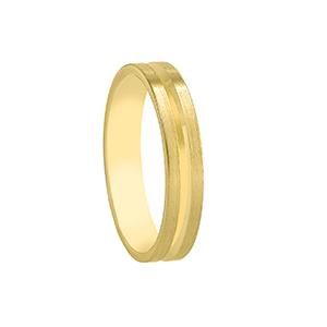 Alianza boda Amaya Oro amarillo