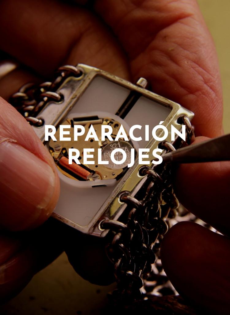 Reparación relojes Valencia