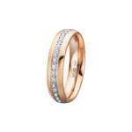 alianza-boda-oro-rosa-ovalada-carril-central-diamantes