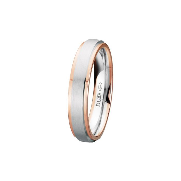 alianza-boda-plana-biseles-laterales-oro-combinado-rosa-blanco-rosa
