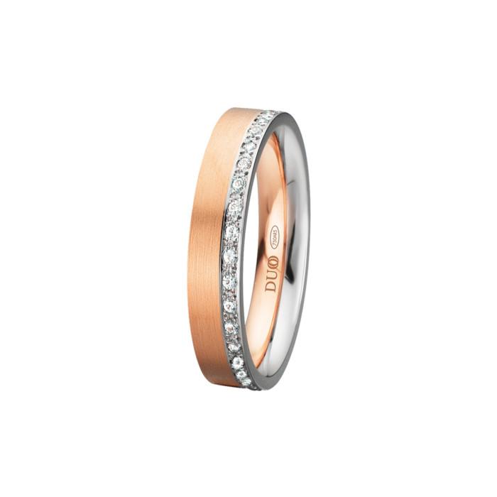 alianza-oro-rosa-plana-carril-diamantes-lateral