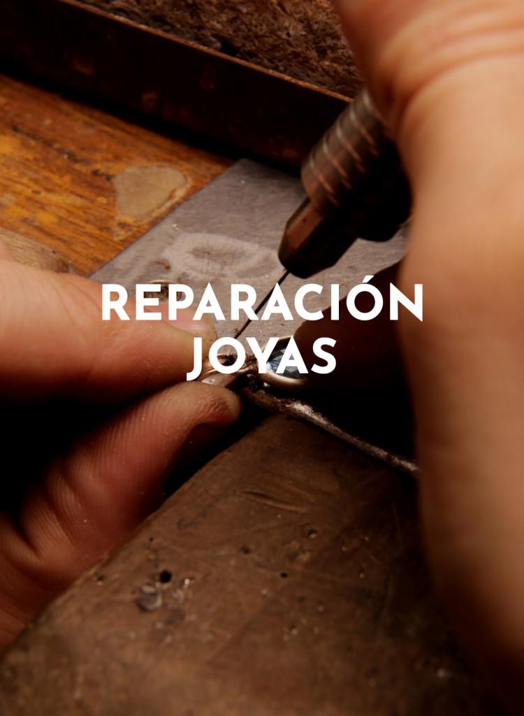 Reparación joyas Valencia