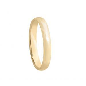 Alianza boda Elia Oro amarillo