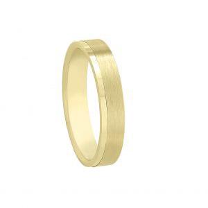 Alianza boda Lyssa Oro amarillo