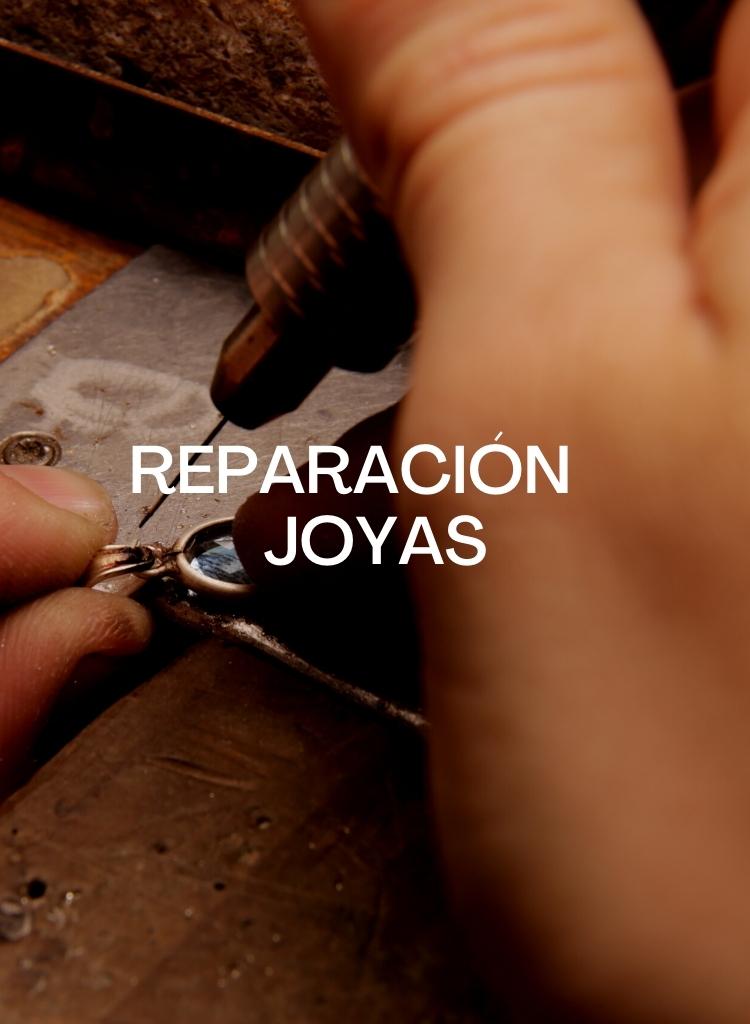 Reparacion joyas Valencia