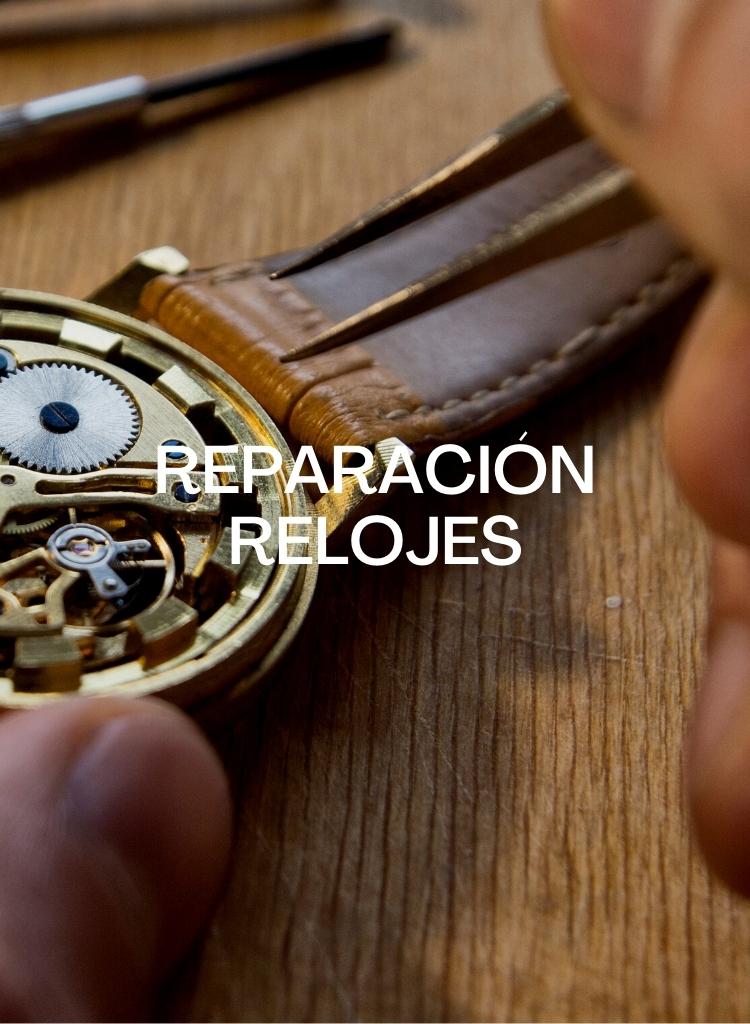 Reparacion relojes Valencia